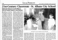 St. Albans City School Article 10.12