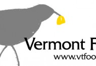 Vermont Foodbank Logo with Website